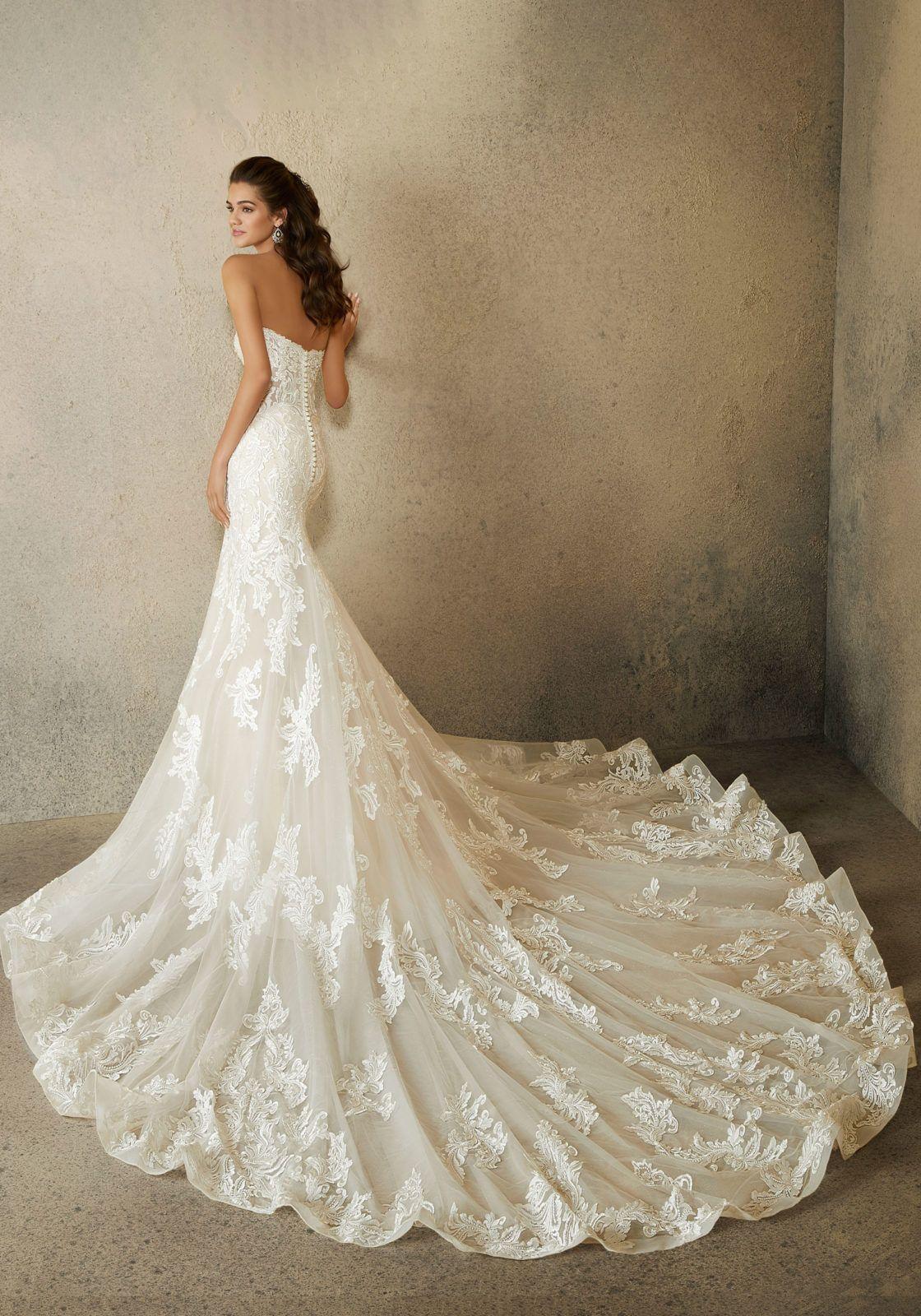 Rochelle Wedding Dress Morilee In 2020 Wedding Dresses Fit