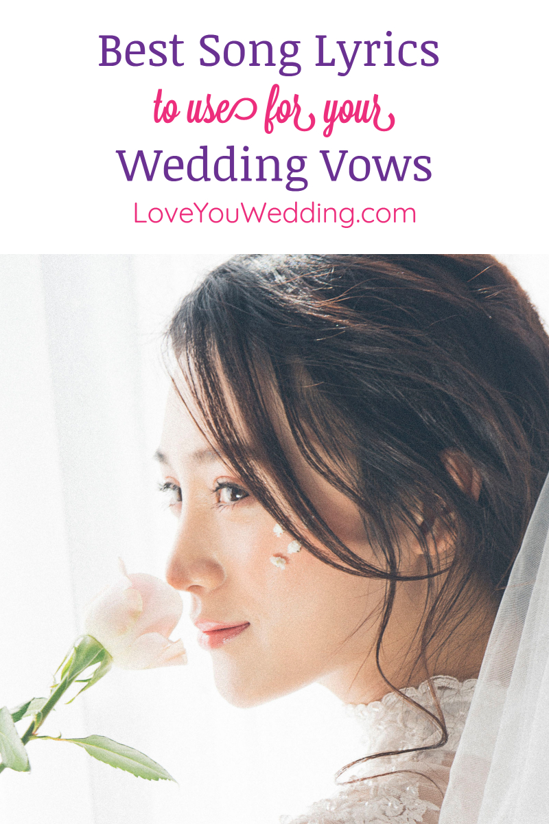 Looking for the best lesbian wedding vows for your