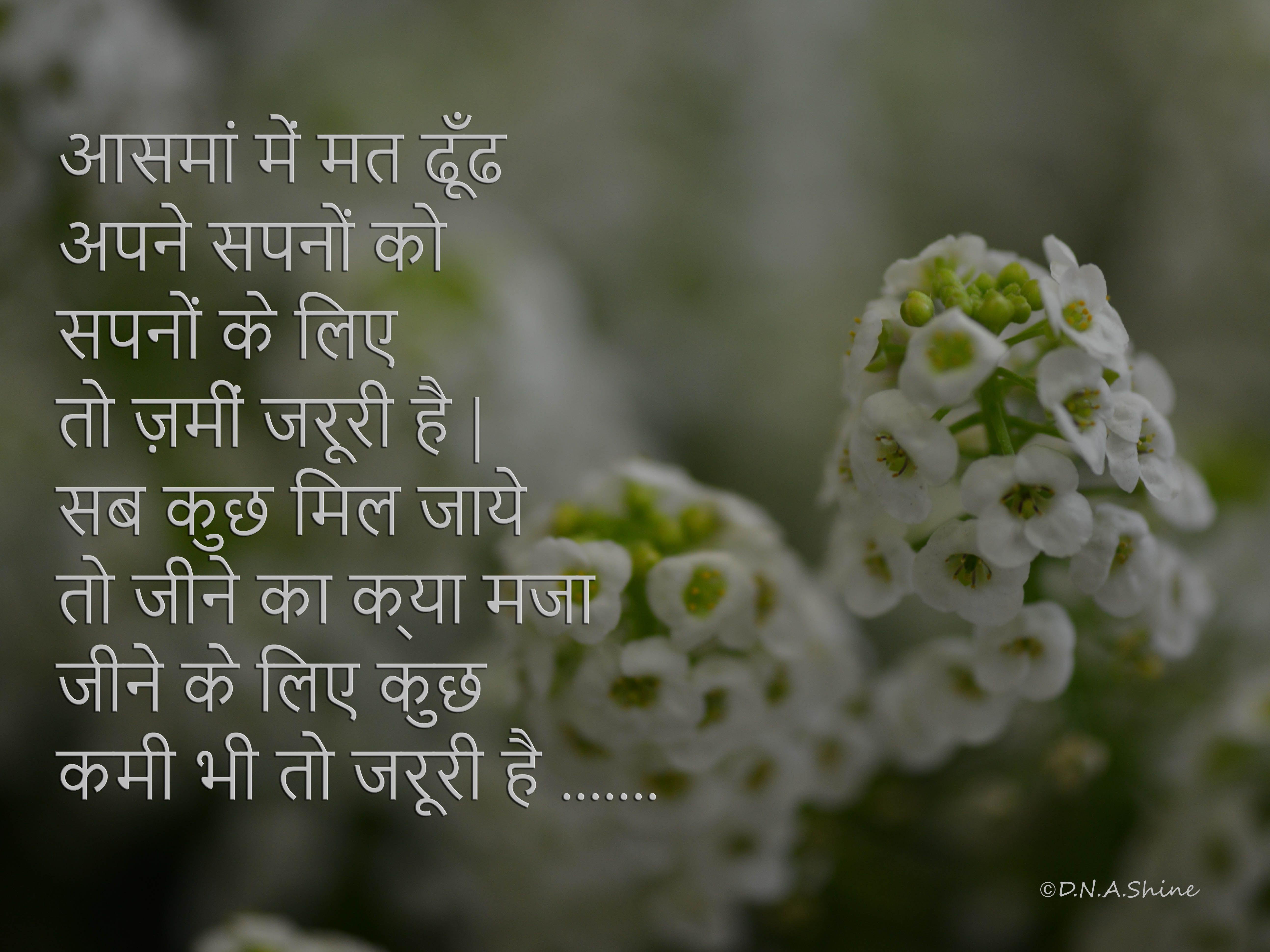 emotions hindi shayari golden leaves pinterest urdu image