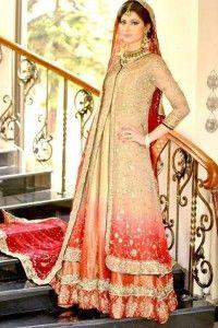 Pakistani Bridal Wear 2015