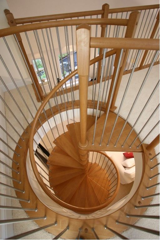 Best Spiral Staircase Wood Staircase Spiral Staircase 400 x 300