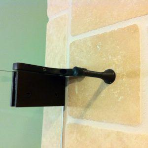 Frameless Gl Shower Door Stop