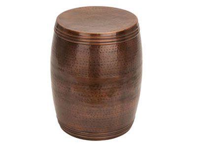 Bronze Garden Stool Sale Price: $90.84 List Price: $129.95 You Save: $39.11  (