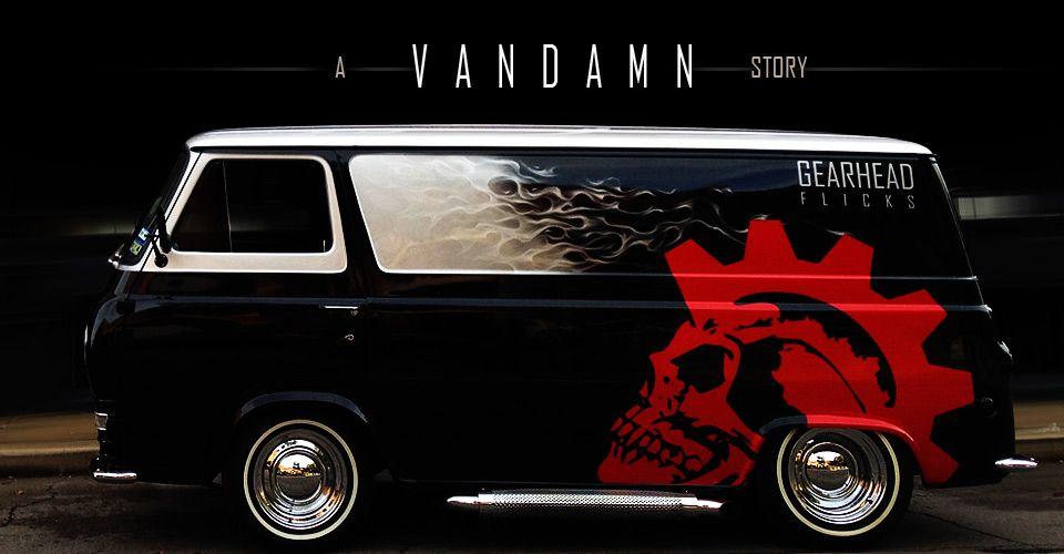 60 S Econoline Vans 1961 1967 Ford Econoline Van May Not Be The