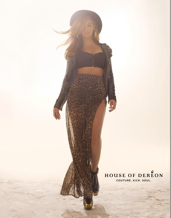Super Beyonce Serves Up The Hottest Trends In House Of Dereon Fall 12 Schematic Wiring Diagrams Amerangerunnerswayorg