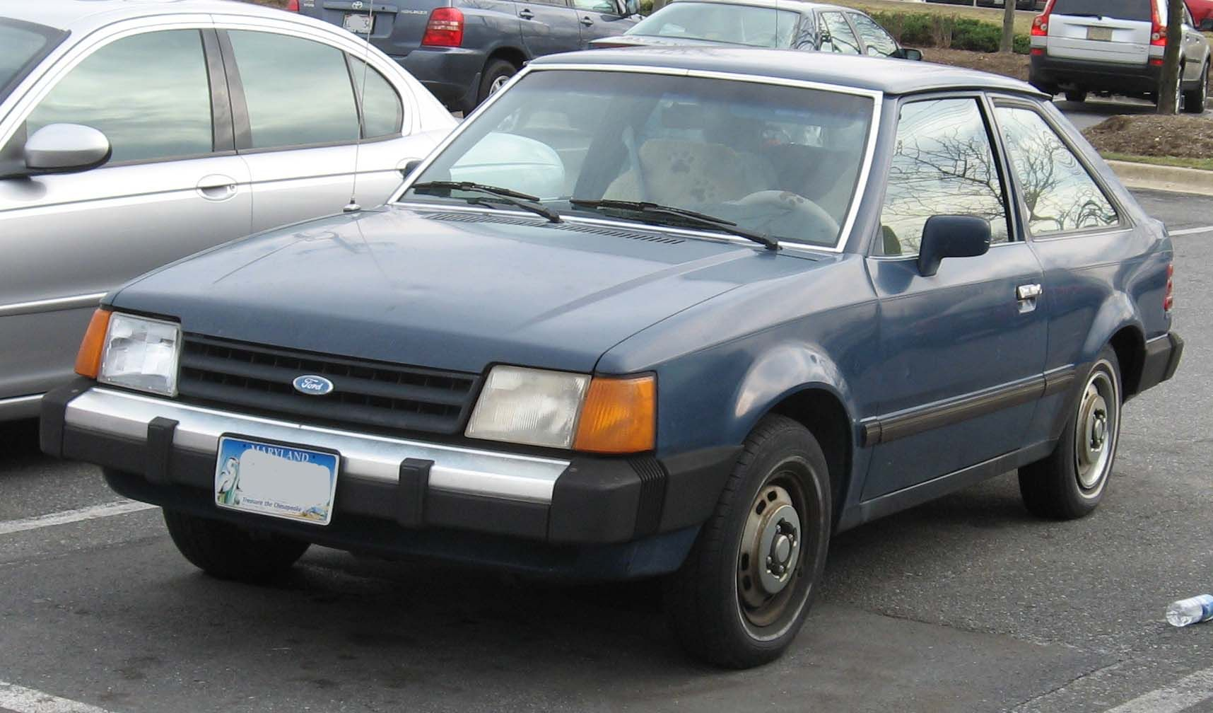 1988 1 2 ford escort on a fluke i got a used one of these in 1992 rh pinterest com