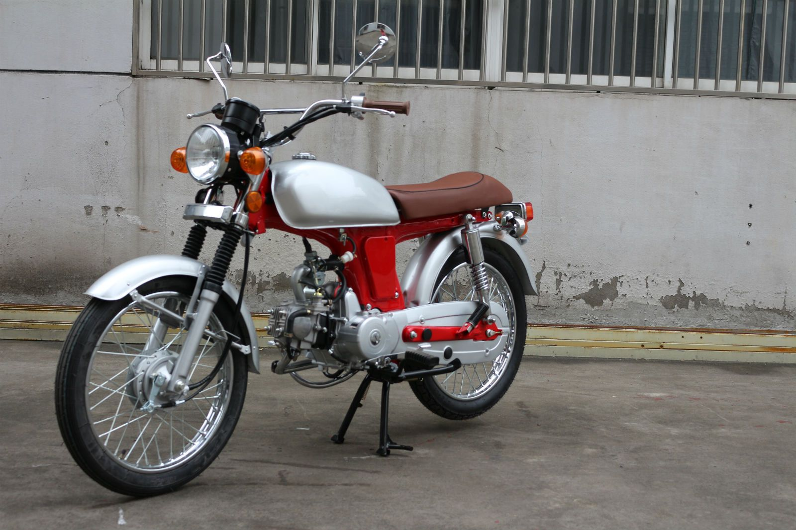 2016 ss50 retro 1960 s 1970 39 s moped fs1e ap50 50cc motorcycle mopeds scooters and mini bike. Black Bedroom Furniture Sets. Home Design Ideas