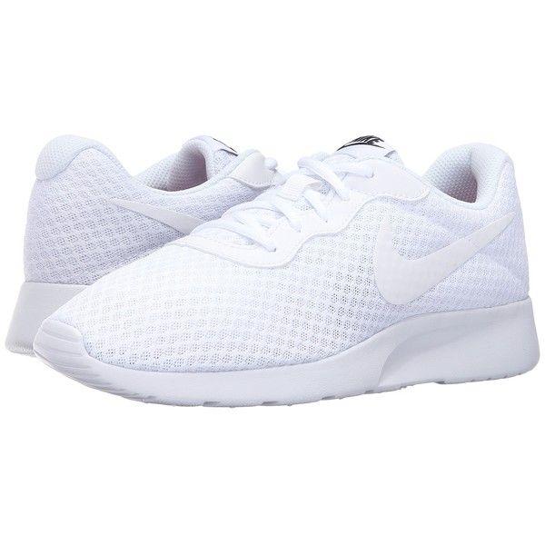 Nike tanjun, White nikes