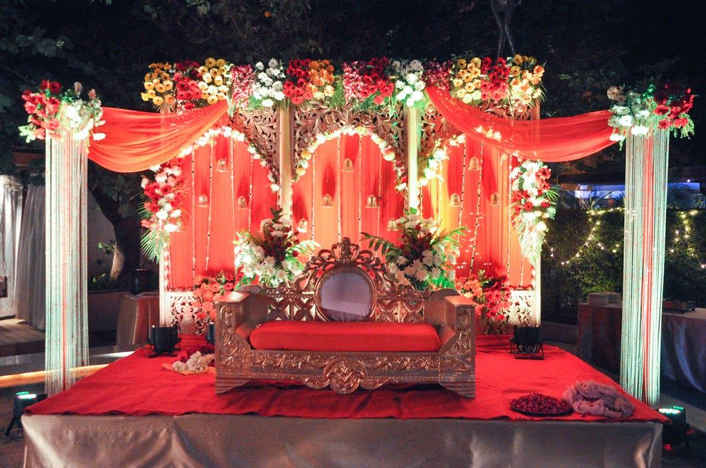Beauty and Lifestyle Mantra: Bengali wedding in Delhi (Wedding Day)