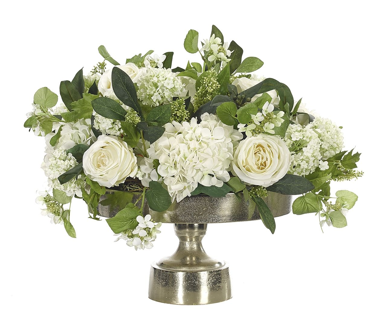 Rose Hydrangea (WF488) Rose Hydrangea, Cream Green