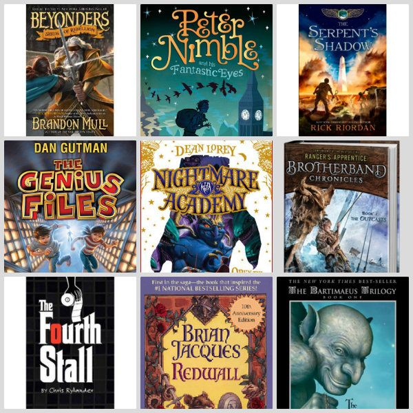 Book Recommendations For Boys Aged 10 To 14 Books For Boys