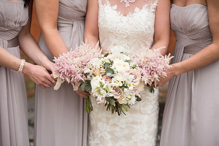 Beautiful Pink Country House Wedding | Whimsical Wonderland Weddings