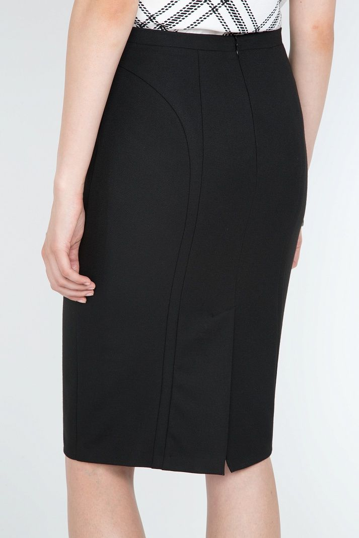 Классическая юбка-карандаш Emka Fashion 498-almaza ...