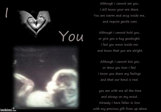 unborn baby quotes to mommy - photo #7