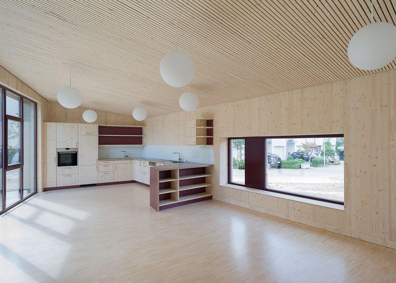 Heilbronns Waldorf School By Mattes Sekiguchi Partner Architekten In Heilbronn Germany