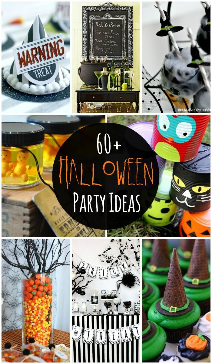 60+ Halloween Party Ideas (Lil' Luna)   Food game and Halloween ...