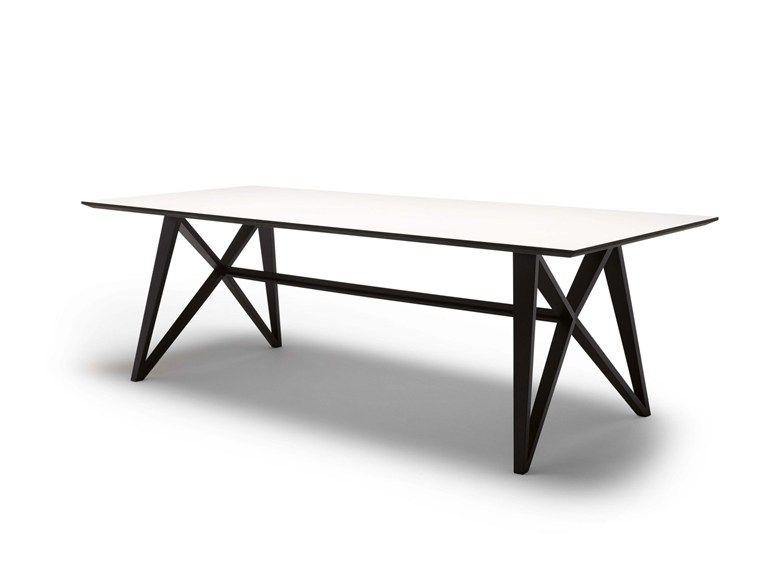 table extensible en stratifié butterfly by naver collection, Esstisch ideennn