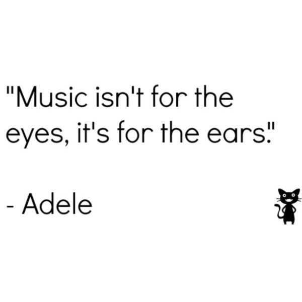 #hankaquotes #quote #quotes #celebrityquotes #celebrity #singer #musicquotes #music #Adele #life #lifequotes #inspirational #cute #ears #girl