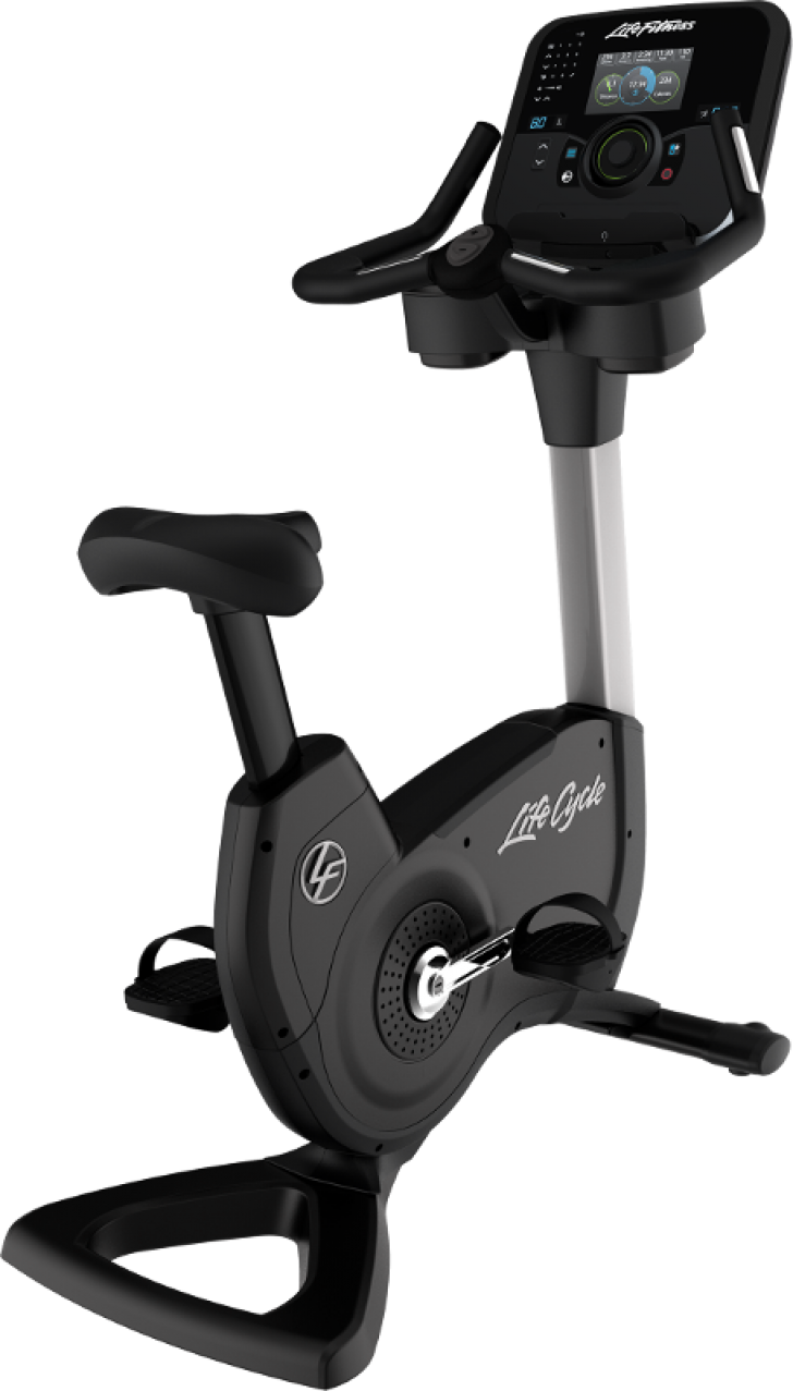 Upright Bikes/Air dynes Life Fitness Elevation Series