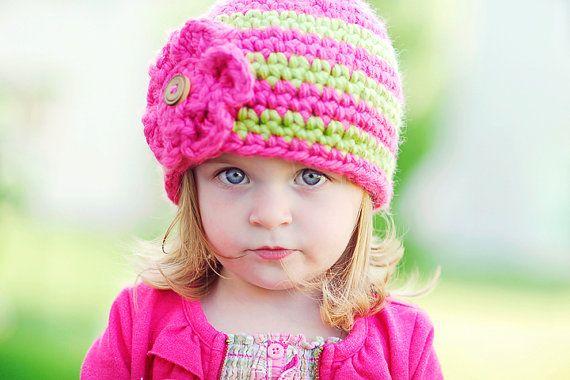 Crochet Hat Pattern by Ruby Webbs Crochet Winter Hat by rubywebbs, $4.50