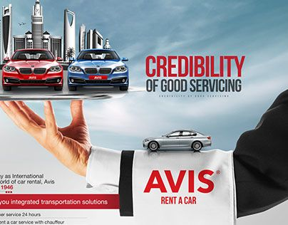 Check Out New Work On My Behance Portfolio Different Campaign For Avis Rent A Car Http Be Net Gallery 36898015 Different Campaign Fo Avis Rent A Car Rent