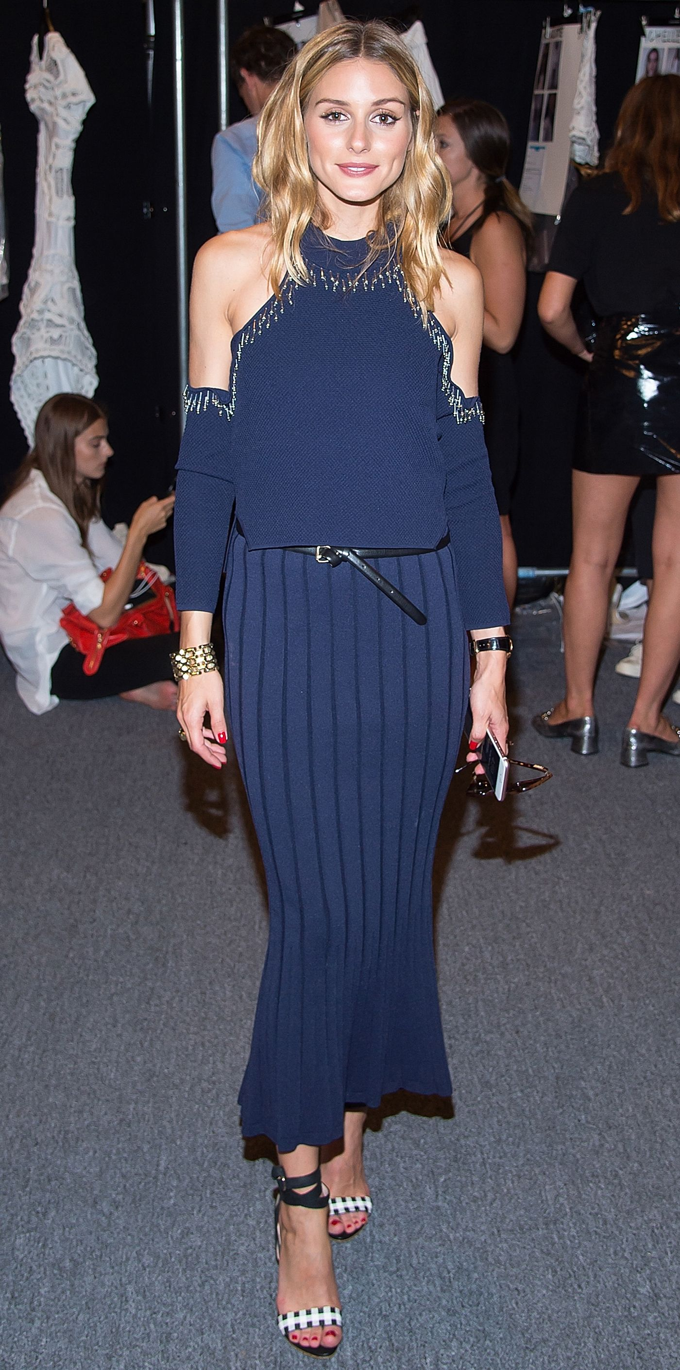 Olivia Palermo Owned Fashion Month—See 28 of Her Best Front Row-Ready Looks - JONATHAN SIMKHAI from InStyle.com