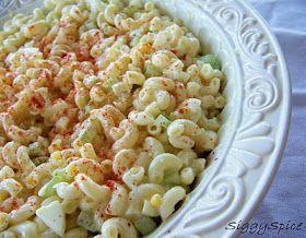 Siggy Spice: Macaroni Crackaroni Salad