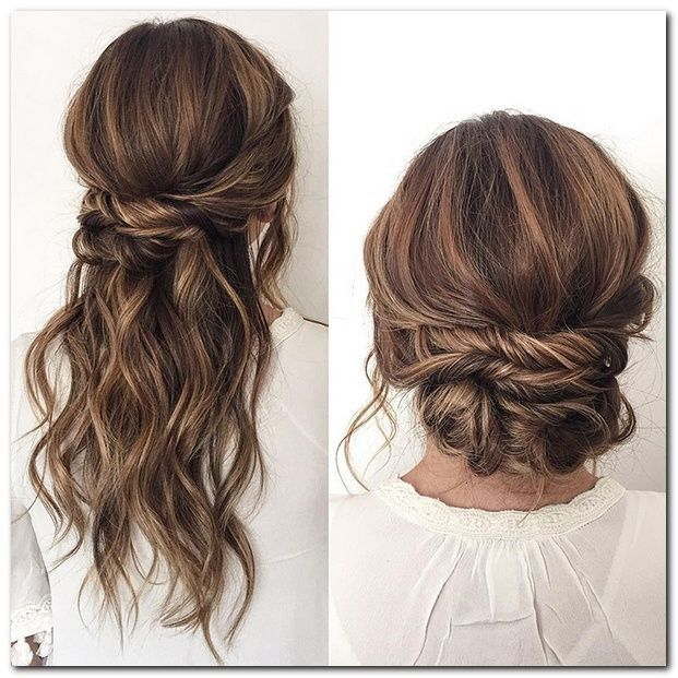 Wedding Hairstyles Half Up and Half Down: How To and 100+ Photos #weddinghairstyles