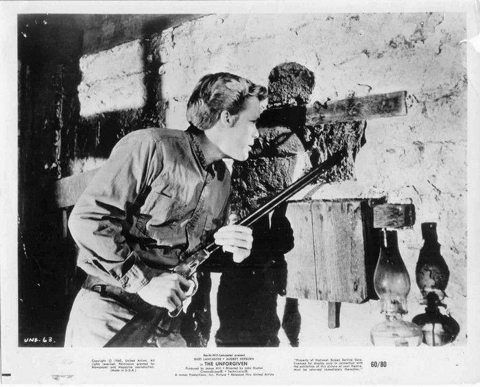 The Unforgiven (1962)