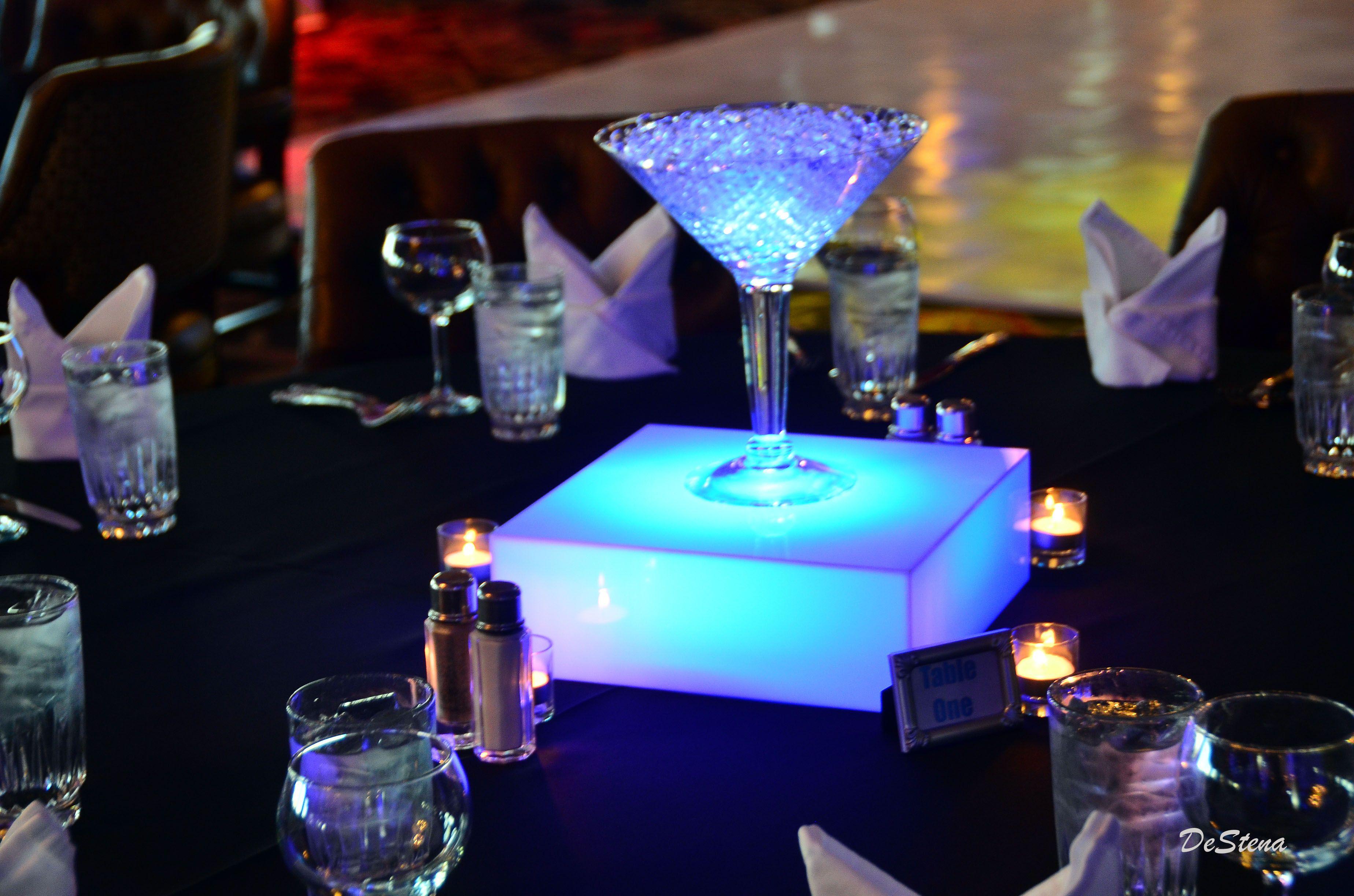 Club theme Bar Mitzvah www.tieabowdallas.com Dallas, Texas | Night ...