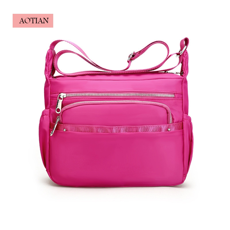 41.60$  Buy now - http://alivcb.shopchina.info/go.php?t=32806974729 - 2017 New nylon shoulder bag handbags waterproof Messenger bag leisure package  #aliexpressideas