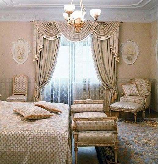the best curtain designs and colors for bedroom 2018, bedroom ...