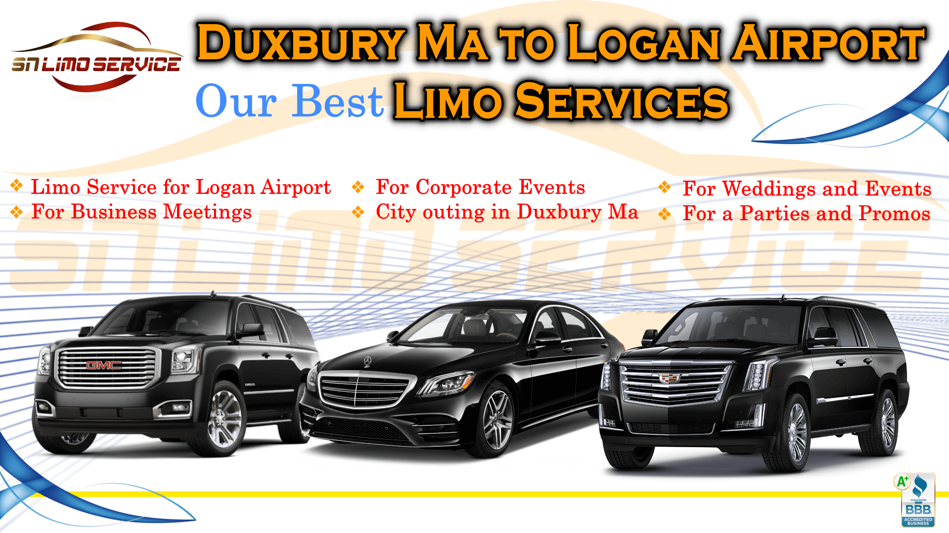 Duxbury Ma to Logan Airport Limo Service Near me South