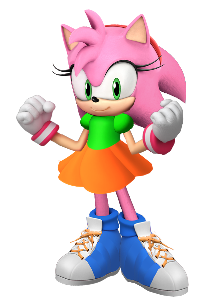 Purple Smash Bros Amy Rose Ssba Super Smash Bros Fanon Wiki Hosted By Wikia Amy Rose Classic Sonic Sonic And Amy