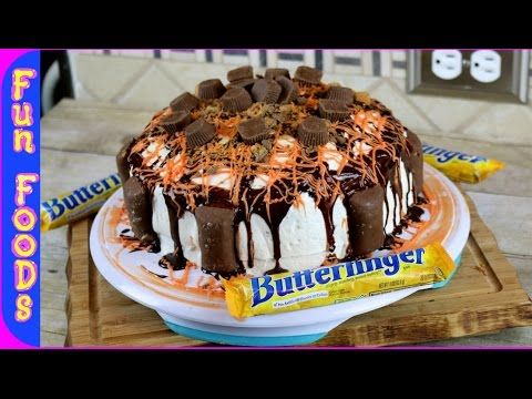 Snickers ice cream cake how to make this homemade snicker ice snickers ice cream cake how to make this homemade snicker ice cream cake youtube ccuart Gallery