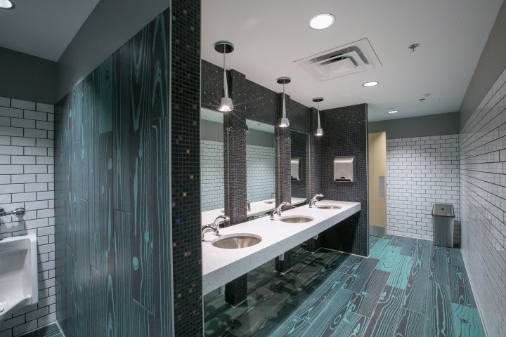 Ecot Officesnvironment Columbus  Ohio » Retail Design Blog Classy Bathroom Design Columbus Ohio Decorating Inspiration