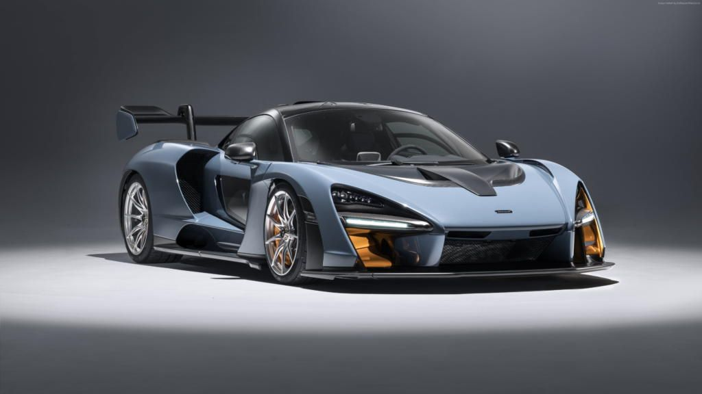 Iphone X Wallpaper 4k Mclaren Senna Supercar 4k Blue Wallpaper Download Free Mclaren Cars Super Cars Sports Car