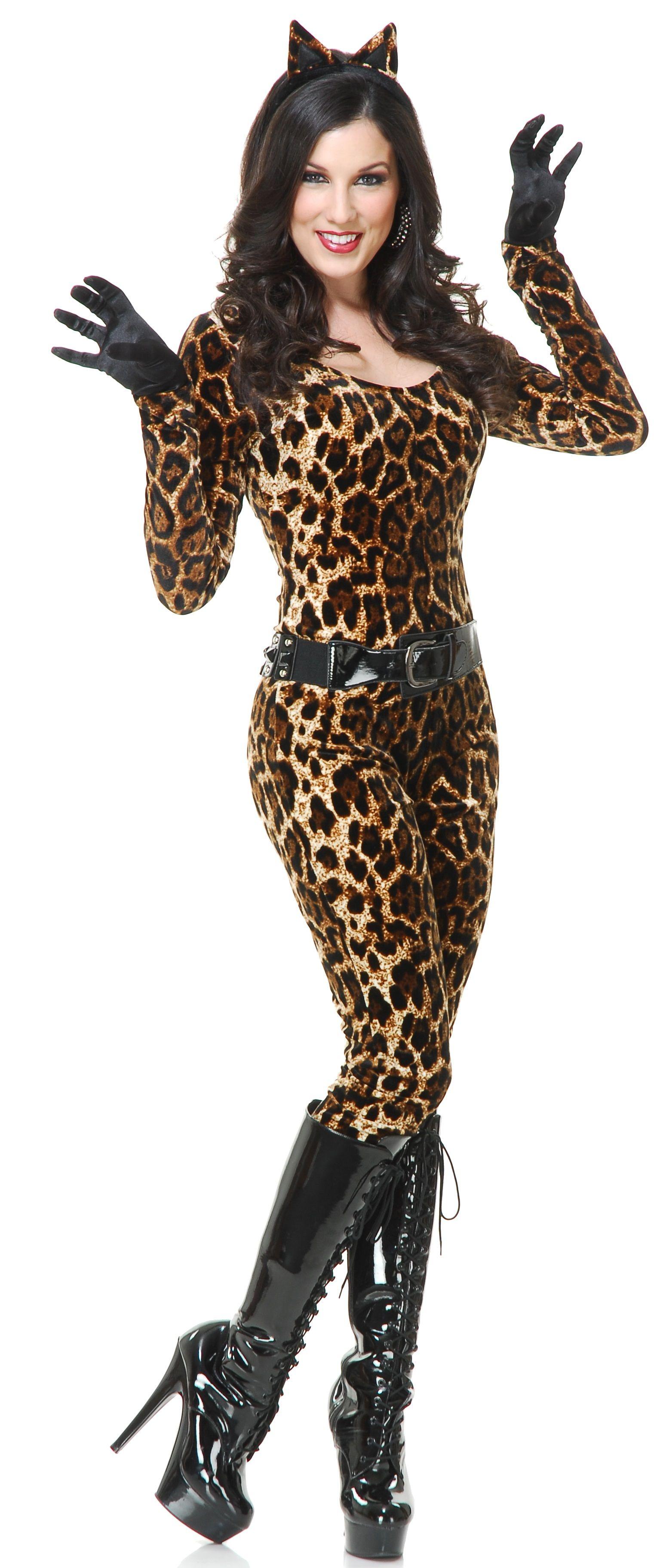 Women's Leopard Cutie Costume Calgary, Alberta. This