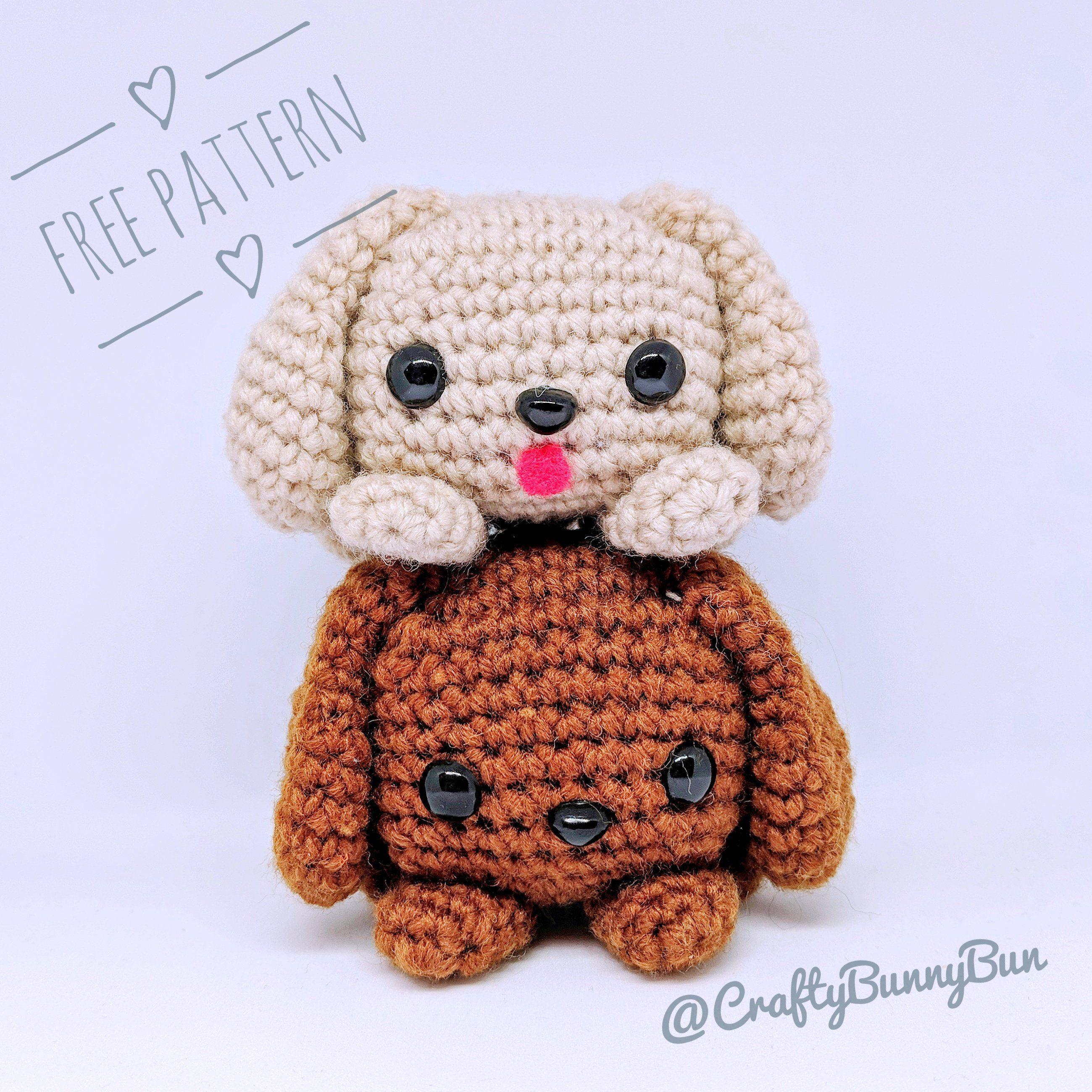 Berry Patch Bunny Boy Version - A Free Amigurumi Pattern | Lapin ... | 2600x2599