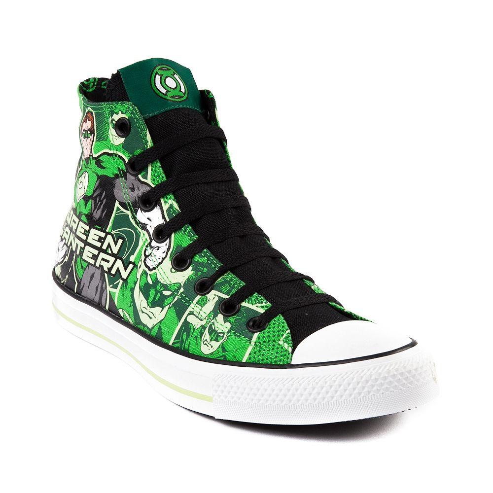 6f12bd3b6013 Green Lantern Shoes