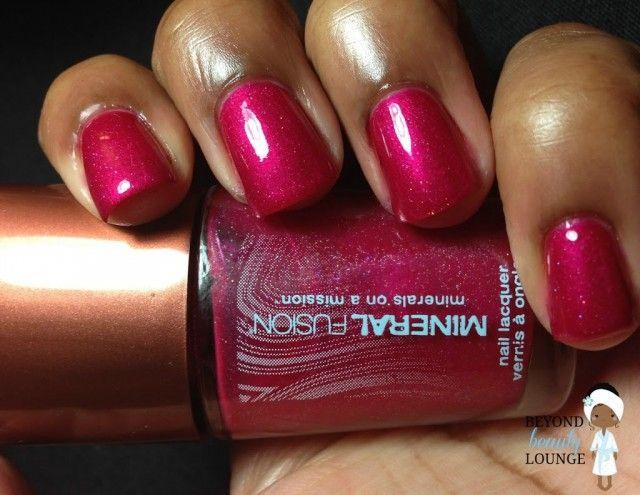 Mineral Fusion Vegan Nail Polish Swatches & Review | Mineral Fusion ...