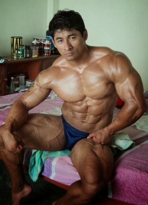 ceaser bodybuilder gay