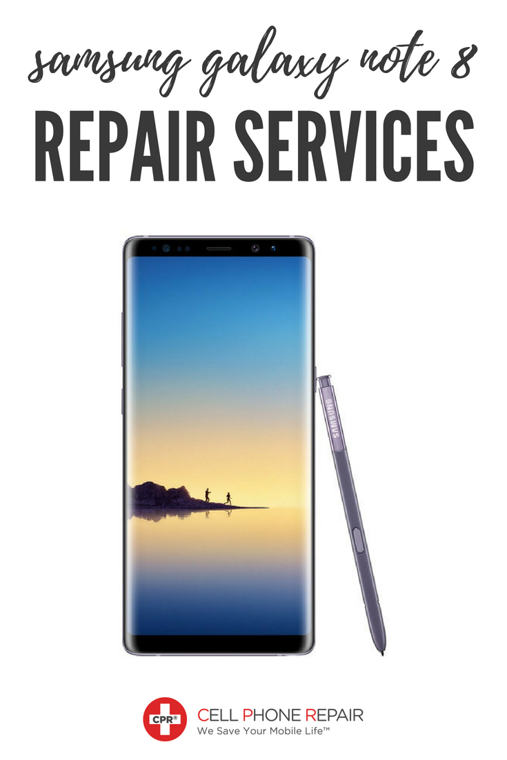 Samsung Galaxy Note 8 Repair Services Cracked Screen Repair More Cellphonerepair Com Samsung Galaxy Note 8 Kids Cell Phone Phone