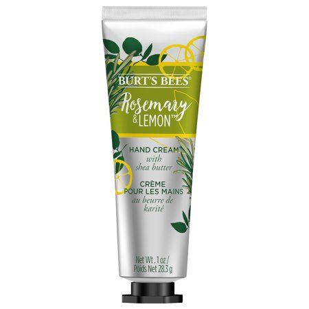 Burt S Bees Hand Cream With Shea Butter Rosemary Lemon 1