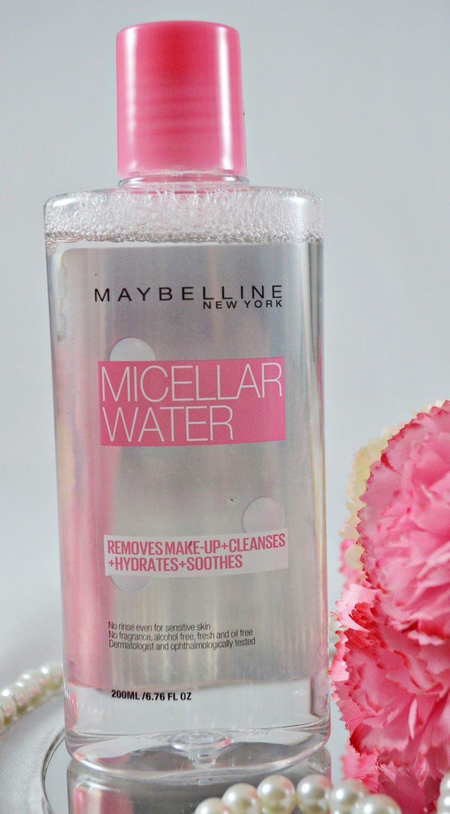 Maybelline Micellar Water Honest Review (With images
