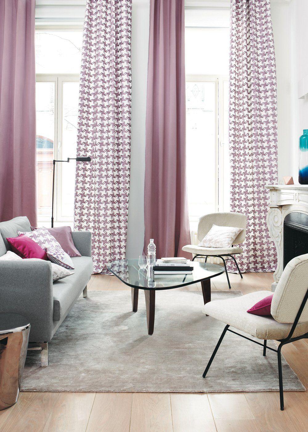20 beaux rideaux pour en mettre plein la vue rideaux curtains rideaux rideaux salon - Beaux rideaux salon ...