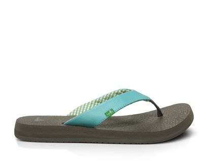 2b5332fa6d3a Sanuk FlipFlops  ) So Very Comfy. I ve wanted these for years. Great for  the hospital shower and halls.