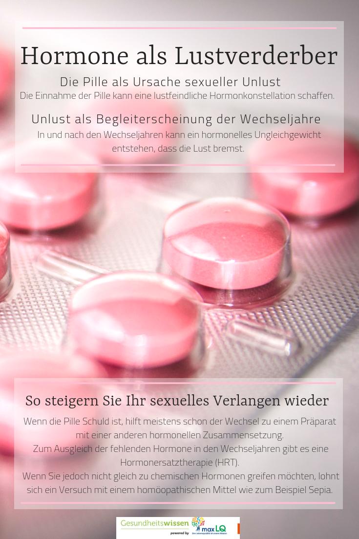 sexuelle unlust bei der frau medikament