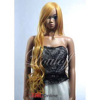 Cosplay Wig Cosplay Perücke gelockt 56cm blond