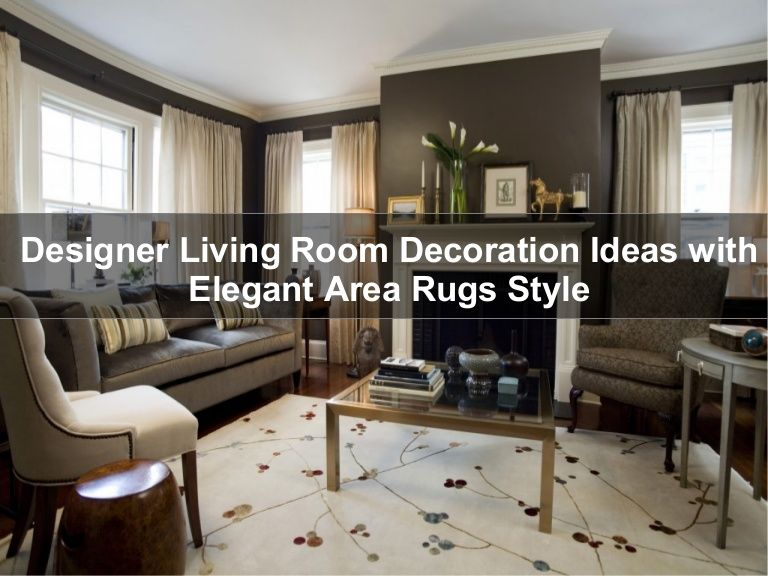 Good Creative Ideas With Different Style Area Rugs In Exclusive Colors, Design U0026  Patterns For Decorate. Living Room ...